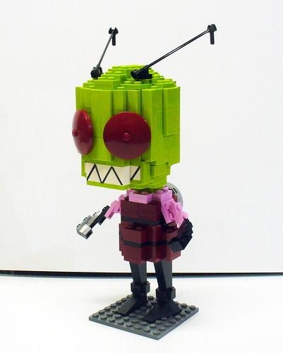 Invader Zim 1