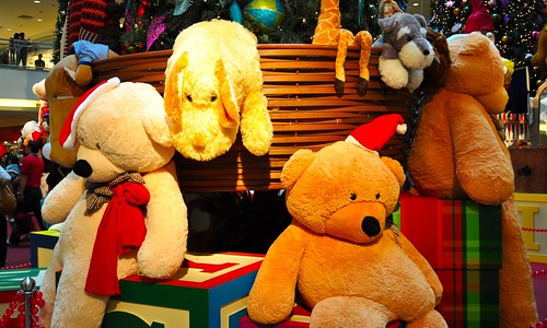 Christmas Decorations @ Mid Valley Megamall (4)