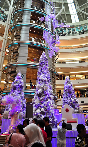 Christmas Decorations @ Suria KLCC (2)