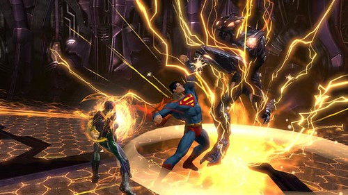 DC Universe Online Guide To Bosses Hot Tips