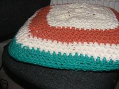 Poppy's crocheting :)