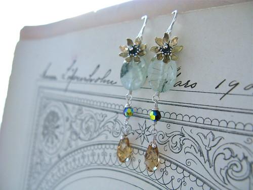 Days of Gold earrings