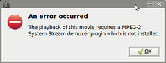 gnu/linux dvd problems