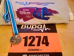 Great Manchester 10K 2010