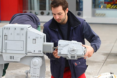 LEGO Press Photo - Star Wars Miniland - 3
