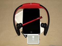 20080202:iPod Touchはスタイラスを装備した:Ten One Design Pogo Stylus