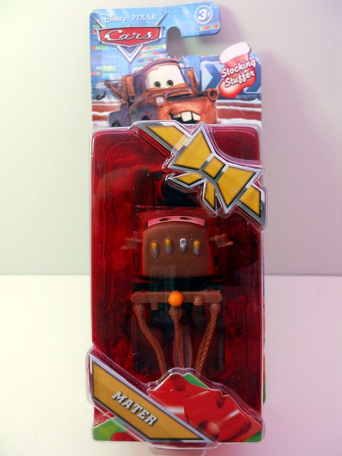 Target Exclusive Disney CARS Christmas Mater Stocking Stuffer  (1)