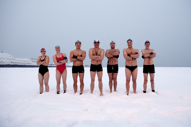 brighton swimming club members