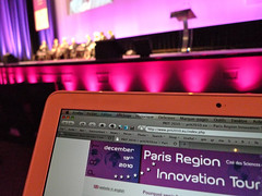 Paris Region Innovation Tour 2010