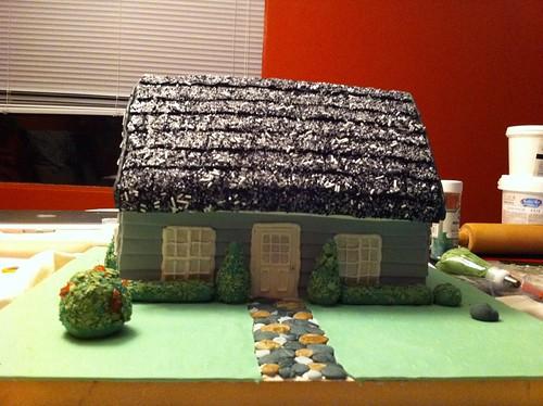 House Cake (4/6)