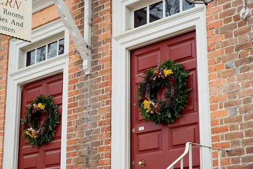 Williamsburg at Christmastime