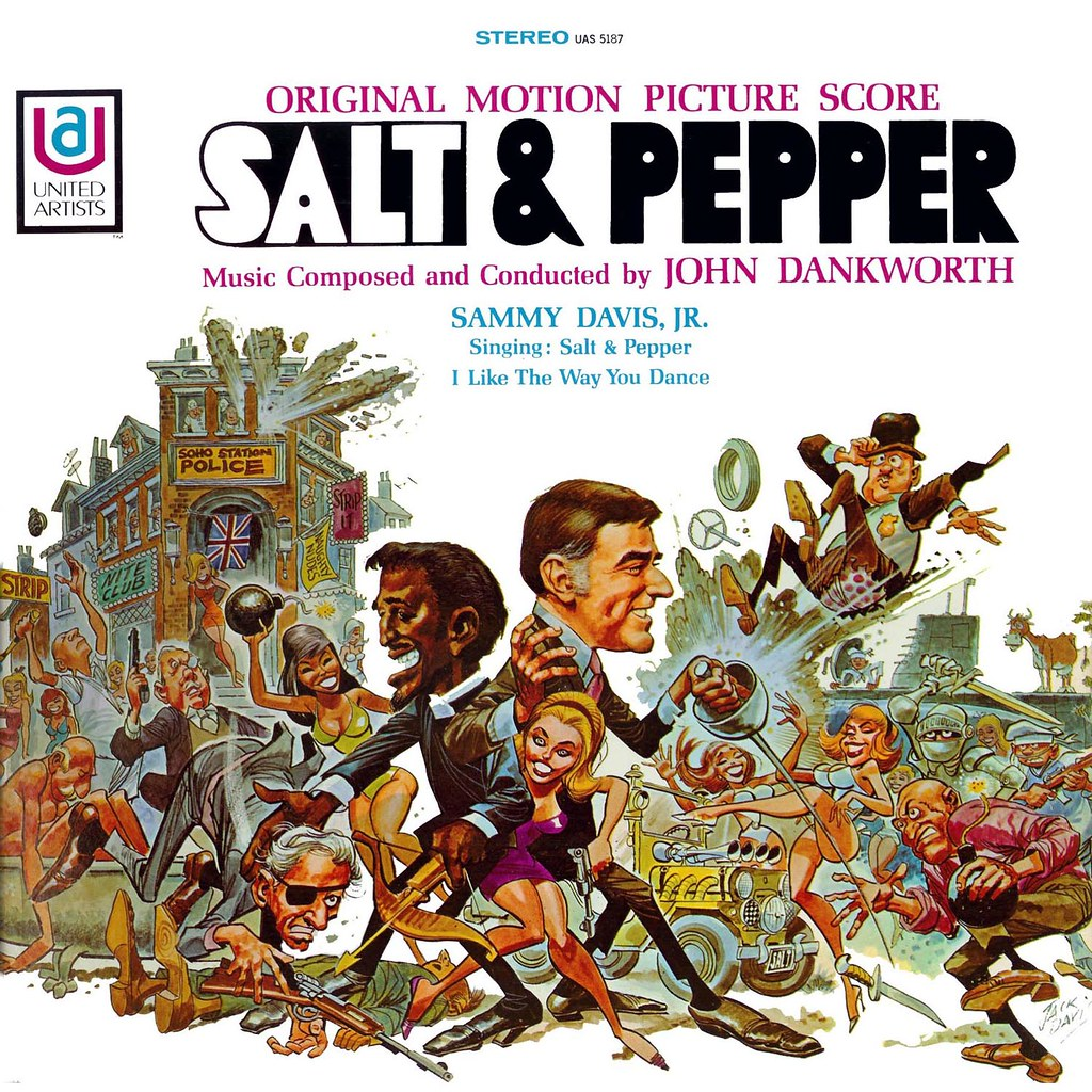 John Dankworth - Salt & Pepper