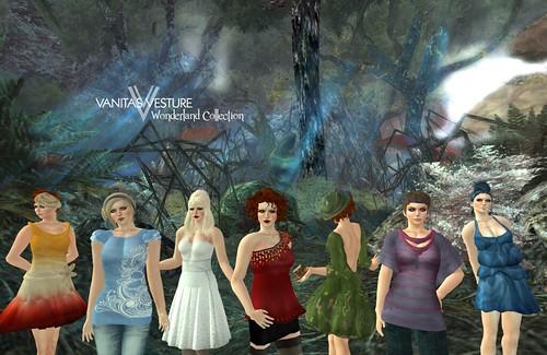 Vanitas Vesture Wonderland Series