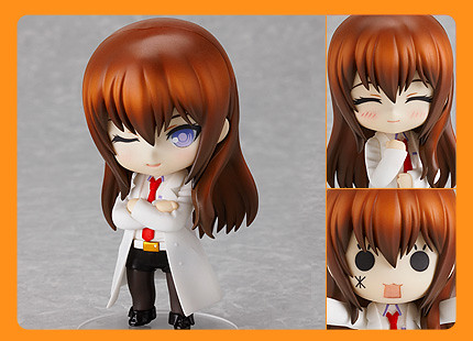 Nendoroid Makise Kurisu: White Coat Edition