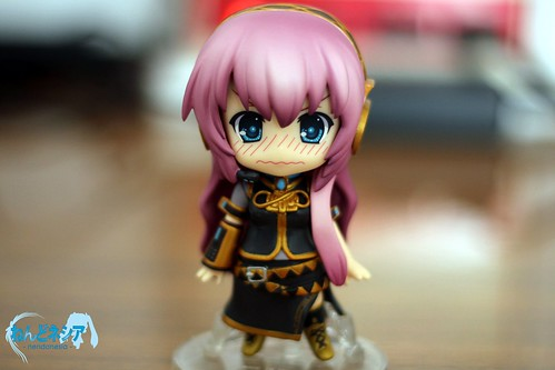 Luka with Sharo's expression ^^