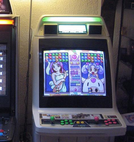 Magical Drop 3 / New Astro City