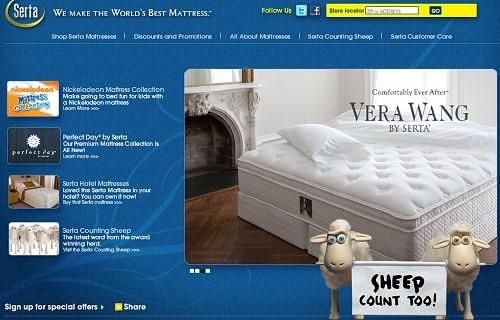 舒達名床-美國知名品牌床墊