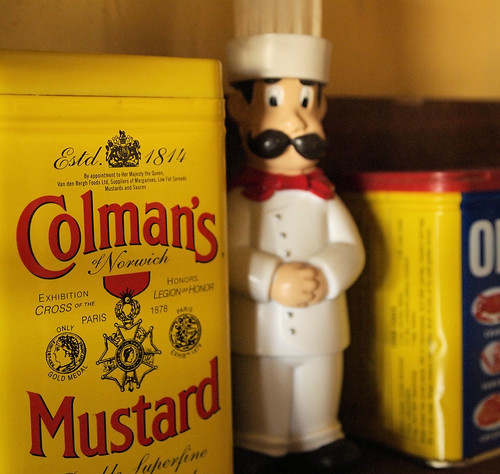 Mustard and Chef! by French Tart