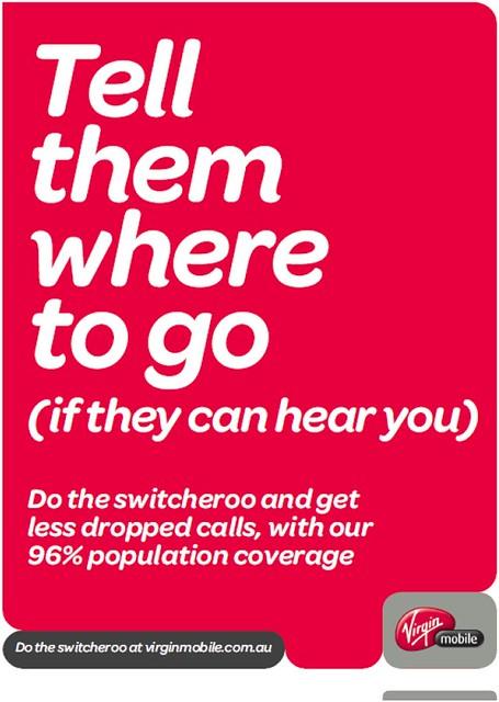 Do the Switcheroo poster