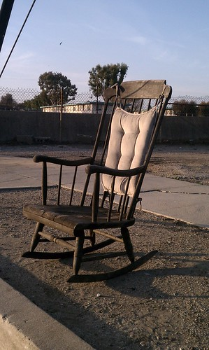 Rocking Chair by Peggy Archer