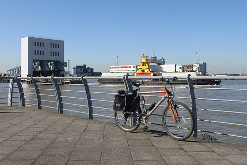Bike and Boat