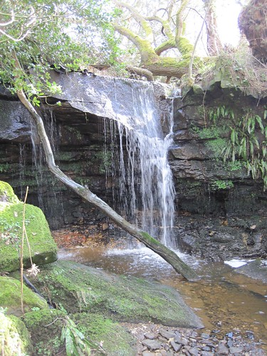 Keld Hole Waterfall
