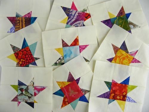 Wonky Stars For Brenda (GWNB)