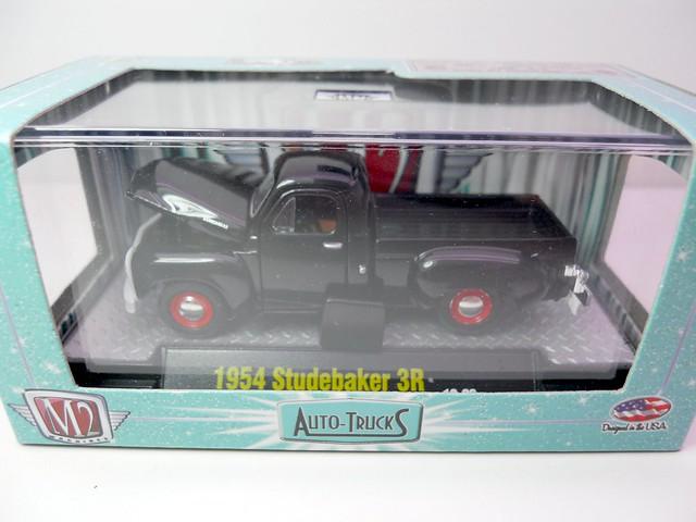 m2 auto trucks 1954 Studebaker 3R