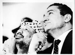 1983 Anon, Cairo? - Hosni Mubarak & Yasser Ara...