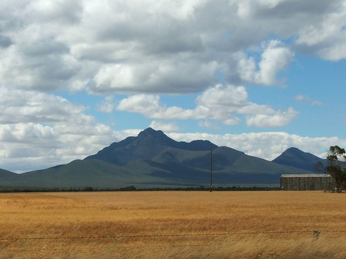 Picture from Australia's Stirling Ranges