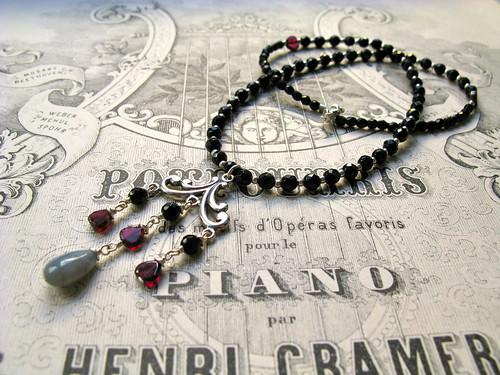 Tudor necklace