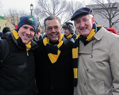 ND Faculty at the March for Life 2010