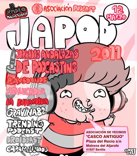 JaPod11. Jornadas Andaluzas de Podcasting