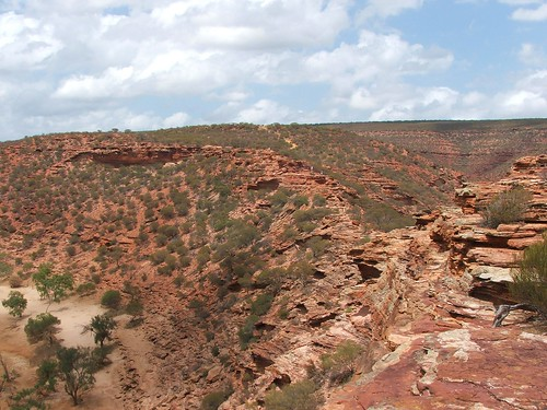 Rugged Terrain of Kalbarri National Park
