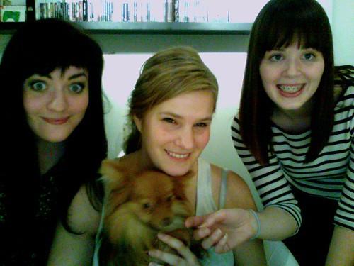 Leanna, Tanie & Carleigh are so Great
