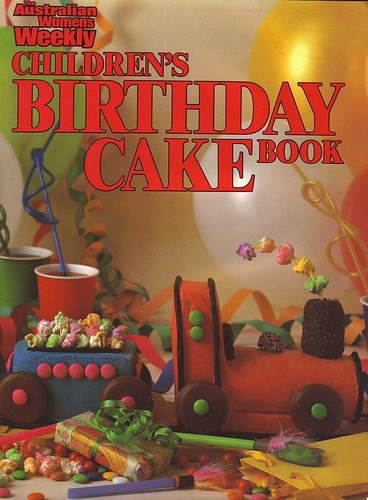 The Classic Birthday Cake Book