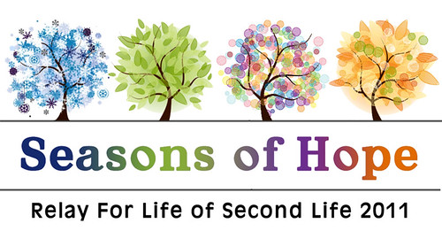 Relay for Life of Second Life 2011: Logo