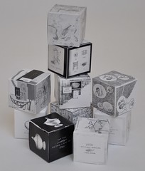 A Sort of Autobiography StoryCubes