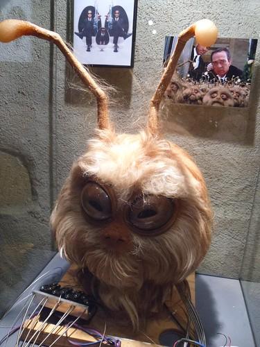 MIB alien head