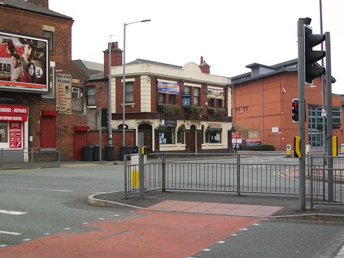 The Bowling Green, Grafton St, Manchester