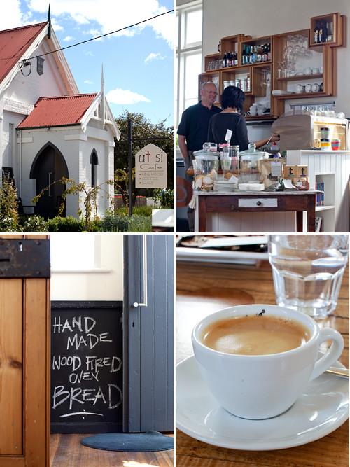 Ut Si Cafe, Tasmania