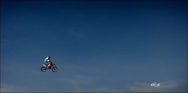 Motociclista Flyers 2008