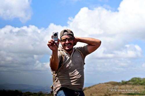 KLR 650 Trip Nicaragua 95