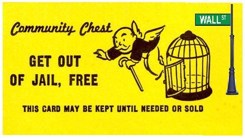 Wall Street Scoundrels Skip Jail