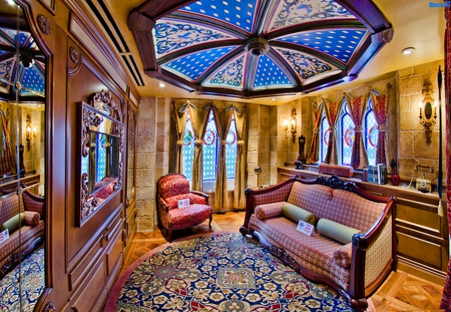 Stay in Cinderella Castle Suite