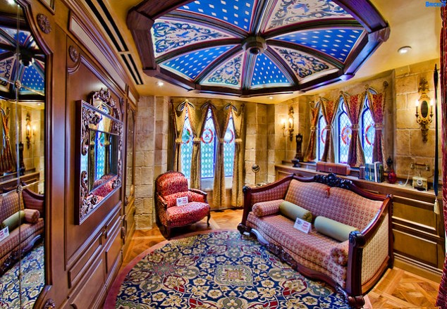 Image result for cinderella castle suite