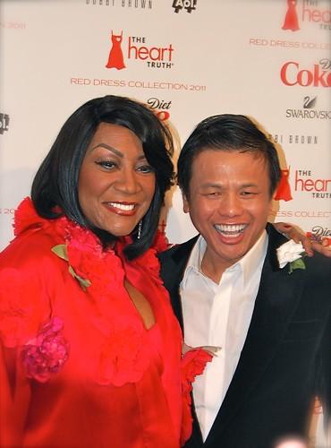 Patti LaBelle and Zang Toi
