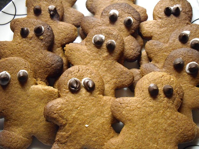 Becky's Gingerbread men