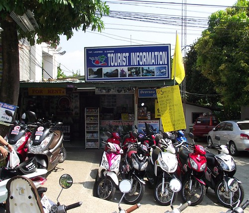 TouristInformationAoNang