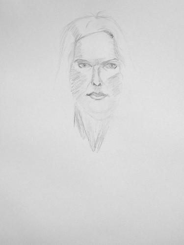 Portrait Course 2011-03-14 # 2
